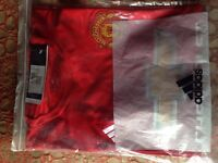Manchester United Home Kit BRAND NEW BARGAIN