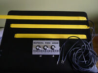 Helpinstill Model 180 Noise-Cancelling Design Grand Piano Sensor