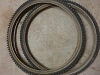 """2x 24"""" mountain bike tires"""