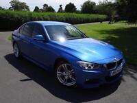 BMW 3 SERIES 330D M SPORT 2013/13