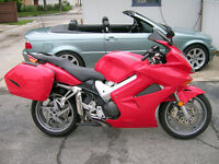 VFR800 VTEC with ABS