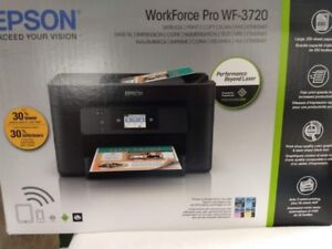 EPSON PRINTER WORK FORCE PRO $75  Brand New