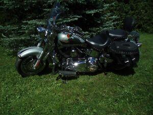 Harley Davidson 2010 FAT BOY