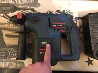 Bosch hammer drill 24v sds