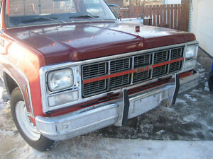 1978 1979 1980 1981 1982 GMC Chevrolet Van Grille 78 79 80 81 82