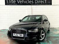2012 Audi A4 2.0 AVANT TDI S LINE 5d 174 BHP Estate Diesel Automatic