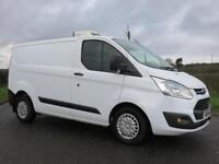 Ford Transit Custom 2.2TDCi ( 125PS ) FULLY LINED THERMO KING FRIDGE VAN