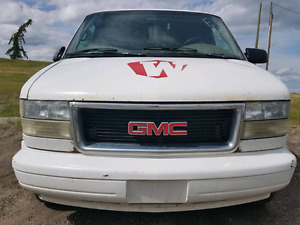 GMC SAFARI FOR QUICK SALE