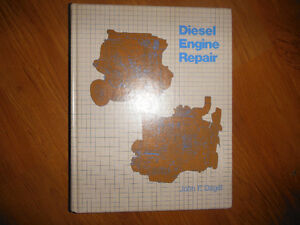 Diesel Manual Detroit Diesel Case John Deere IH CAT Mack Volvo