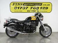 2004 Triumph Thunderbird Sport 885cc, Yellow/Black, extras, Lovely, MOT.