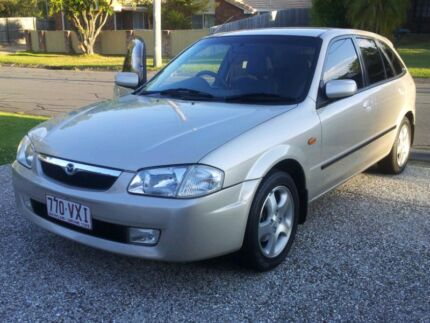 Mazda 323 Astina Rochedale South Brisbane South East Preview