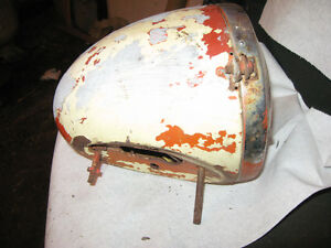 Headlight Bucket c/w trimring