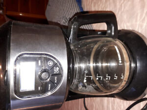 Hardly used coffee maker