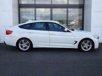 2014 BMW 3 Series Gran Turismo 2.0 318d M Sport GT (s/s) 5dr