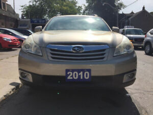 2010 Subaru Outback Premium Wagon ***NO ACCIDENT***ONE OWNER***