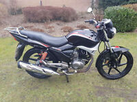 Kymco Pulsar 125 Spares or repair 2015 PX Swap UK Delivery