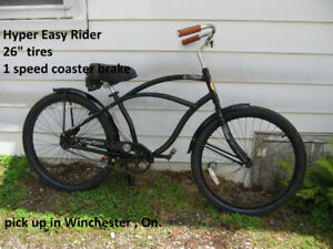 Hyper Easy Rider bicycle