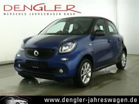 Smart FORFOUR 52KW NAVI*JBL*PANORAMA*PTS*SHZ Passion