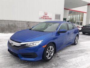 Honda Civic CVT LX * Carplay/Android auto, Bluetooth, Caméra.. 2
