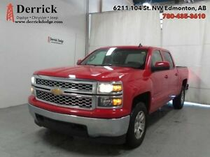 2015 Chevrolet Silverado 1500   Crew Cab 4X4 LT Power Group A/C