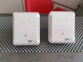 Devolo 500mbps wifi extender