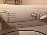 Hotpoint washing machine & tumble dryer