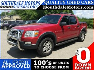 2009 FORD EXPLORER SPORT TRAC XLT * 4WD * MINT CONDITION