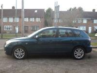 2007 Mazda Mazda3 1.6D TS2 5DR Petrol Blue
