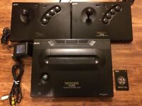 Neo Geo AES system