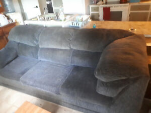 2 piece sectional, love seat hide-a-bed.