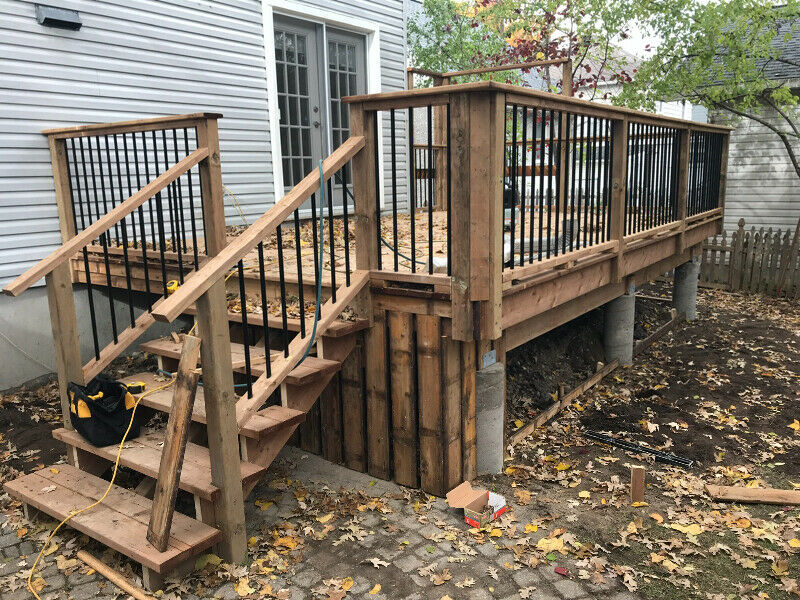 DECKS by Dexter - deck repair build and removal service ...