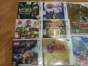 Nintendo 3DS games and DSi XL 25th Mario Bros. anniversary