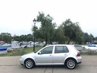 2003 Volkswagen Golf V5 2.3 170 BHP Auto 5 Door Hatchback Silver