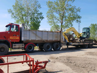 TRS excavating waterproofing & trucking