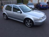 Volkswagen Golf 1.9 GTI TDI 150bhp FOR SALE