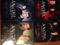 Angel series dvd set seasons 1-4