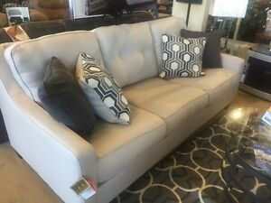 Brand New with Tags Leon's Couch Off White