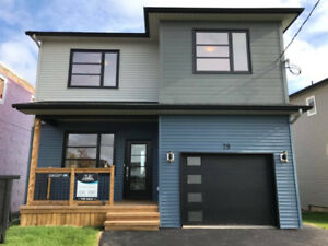 **BRAND NEW MODERN DETACHED HOME IN EASTERN PASSAGE!!**