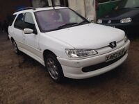 Peugeot 306 petrol moted 225