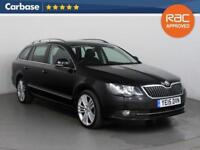 2015 SKODA SUPERB 2.0 TDI CR 170 Elegance 5dr Estate