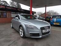 09 (09) AUDI TT 2.0 S LINE S TRONIC COUPE ONLY 48,800 MILES FULL SERVICE
