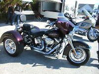 Harley Davidson Heritage Softail Classic Trike