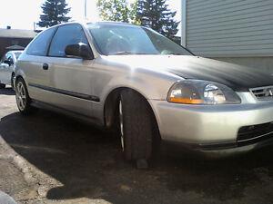 Civic 96 Modifié