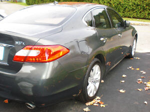 2011 Infiniti M37X Mags, Toit, Cruir, Navi Sedan