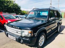 ***Land Rover Discovery 2.5Td5 2004 Pursuit Onnly 86,000 Miles***