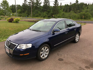 2006 VW Passat 2.0L Turbo with Leather/Luxury Package