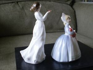 "Royal Doulton Figurines -""With Love"" HN3393 & ""Rag Doll"" HN2142 Kitchener / Waterloo Kitchener Area image 5"