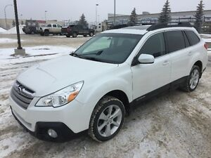 2013 Subaru Outback 2.5i Touring. Clean History