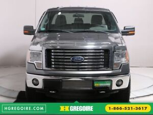 2011 Ford F150 XLT ECOBOOST A/C GR ELECT MAGS BLUETOOTH