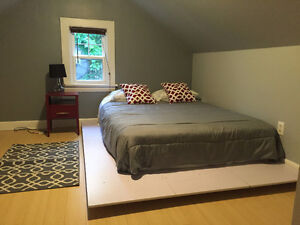 LARGE FURNISHED ROOMS ALL INCLUSIVE / Avail. Aug 1st